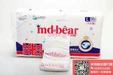 米兜熊纸尿裤怎么代理?吉林省有代理商吗?怎么拿货?图片