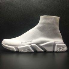 BALENCIAGA意大利制 针织高帮袜子运动鞋