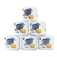 砀山爱斯曼食品有限公司酸奶黄桃罐头