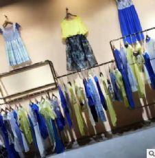 大甩货早夜市库存尾货服装价处理时尚新款女装连衣裙