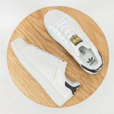 莆田运动鞋-三叶草贝壳头 白金标鳄鱼纹S78655
