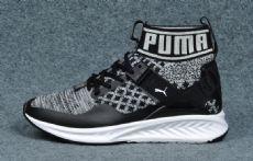 彪马袜子鞋puma高帮 黑灰白 36-44