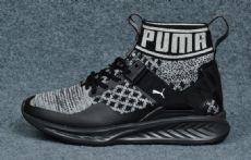彪马袜子鞋puma高帮 黑灰 36-44