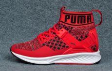 彪马袜子鞋puma高帮 红白 36-44