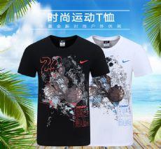 时尚运动T恤