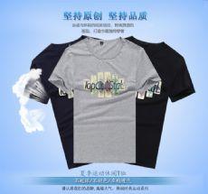 潮牌运动T恤95%棉