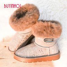 雪地靴批发厂家一件代发图片