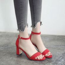 淘宝爆款女鞋代理 凉鞋一件代发