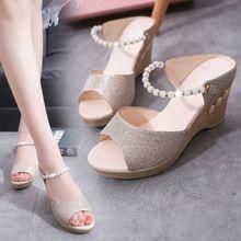 时尚女凉鞋批发一件代发、淘宝代理
