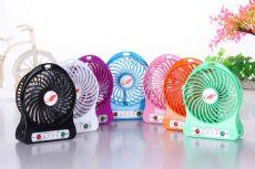 热销创意迷你手机电脑小风扇工厂批发 4寸电风扇
