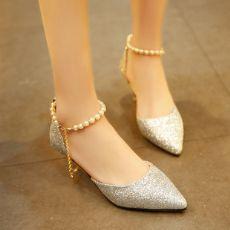 时尚女鞋现货批发 价格优惠 支持一件代发