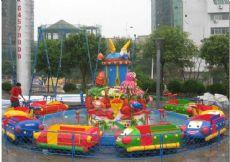 昊恒新游乐设备水陆战车