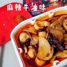 杨家酱方便火锅德国进口水果罐头