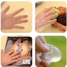 透明一次性PE卫生手套生产厂家