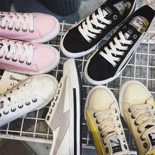 男女帆布鞋厂家直销批发一手货源