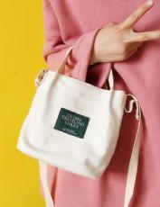 韩版新款学院风包包 帆布包 百搭斜挎包女 迷你包小包 手提包