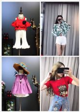 欧韩童装微信免费代理,各种网红女装货源,厂家直销,最低价拿货!