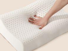 天然乳胶枕头_泰国进口材质_乳胶枕头生产厂家