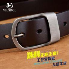 供应 广州皮带厂 供应真皮腰带 高档男士皮带   品牌腰带代工