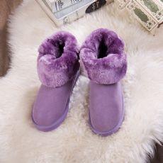 雪地靴一手货源淘宝微商免费一件代发图片