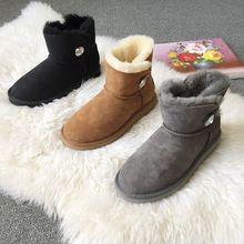 雪地靴厂家一件代发 招微商代理图片