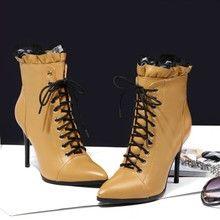 新款秋冬女靴微商货源诚招女鞋代理