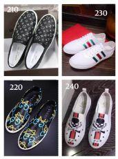 欧美高端原版奢侈男鞋批发一件代发图片