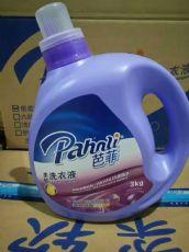 各大品牌洗衣液热卖中
