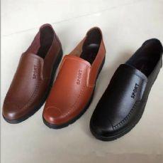 内蒙古公牛皮鞋厂家批发 跑江湖地摊39 49元模式敲打皮鞋货源供