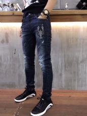 2017秋冬装牛仔裤1