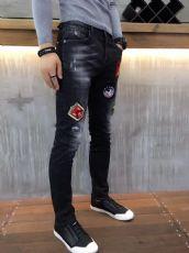 2017秋冬装牛仔裤14