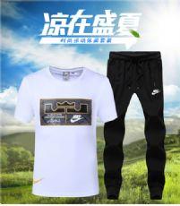 正品Nike/耐克 男士足球训练长袖运动休闲套装 跑步健身外