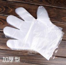 加厚PE一次性手套厂家直销