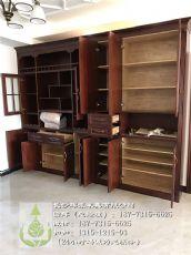 长沙原木家具厂地址电话、原木橱柜、衣柜订制性价比高