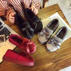 【厂家直销】2017冬季新款女鞋棉鞋