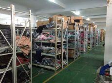 服装厂代工余单直接倾销大量一二线品牌余单超低价清仓