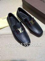 高仿A货,原单奢侈品LV男鞋,古 奇男装