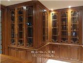 长沙定制美式家具网络销售、原木衣柜门、木门定做工厂工艺