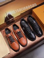 工厂供货高档男鞋批发 微信货源  量大从优值得一购