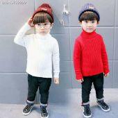 B143312096红白毛衣