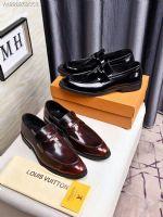 原单LV 路易威登正装男士皮鞋