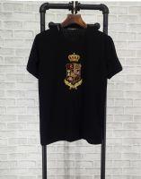 杜嘉班纳Dolce&Gabbana18新款短袖T恤刺绣男装