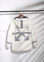 Moncler&off-white联名羽绒服