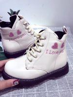 真皮的童鞋,商场的质量,一半的价格