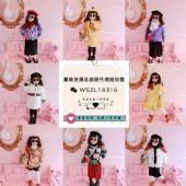 杭州四季青女装 韩国童装一手货源 招微商代理加盟 宝妈兼职首选