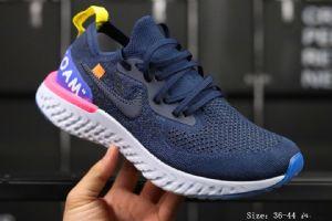 Nike Epic React Flyknit 瑞亚针织网面
