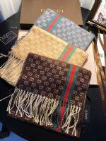 高档羊绒围巾大牌围巾丝巾披肩原单一比一厂家直销店铺图片