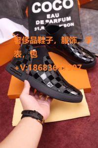 高档男鞋 服装 广州名牌男鞋 可代理可代发 一件代发
