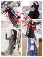 广州白云服装批发高端品质名牌女装销售