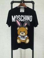 莫斯奇诺 MOSCHINO 男装短袖2018新款兔子批发